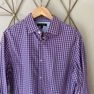BANANA REPUBLIC   Non-Iron Slim Fit Dress Shirt